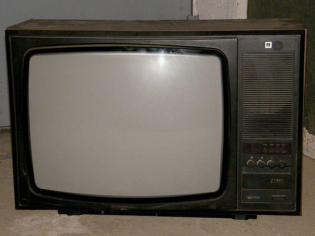 Как в СССР появились цветные телевизоры