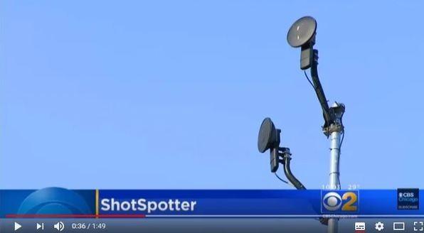 Кто стрелял? Акустический локатор вызовет полицию