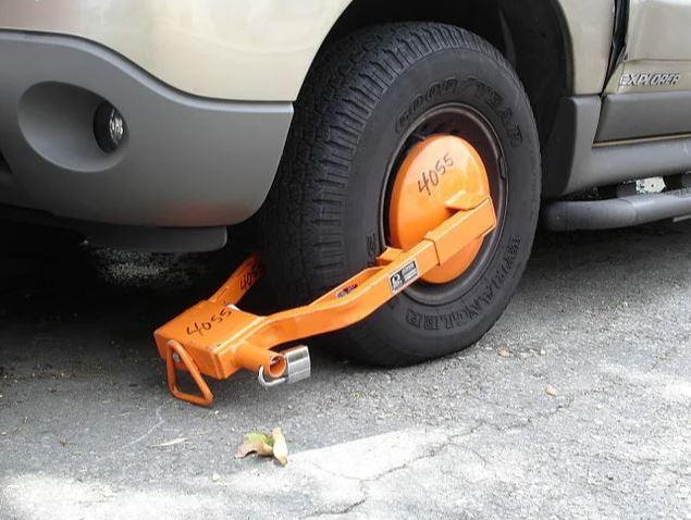 Кто придумал блокировку колёс
