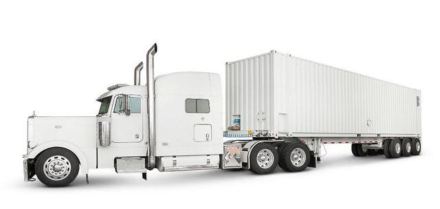Сколько гигабайт может перевезти грузовик