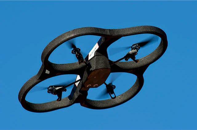 Номерной знак для дрона